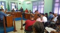 Câmara realiza Audiência Pública para discurtir PPA