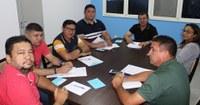 Vereadores realizam reunião para discutir a LDO  para o exercício Financeiro de 2020